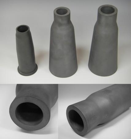 Si-SiC(反応焼結SiC)製バーナーノズル