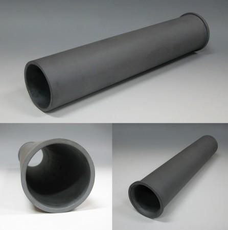 Si-SiCバーナースリーブφ120(φ104)xL600mm