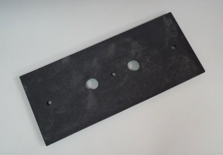 穴付き酸化物結合SiCプレート