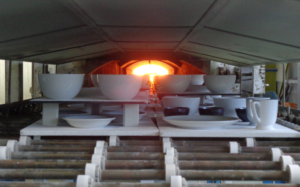 Roller Hearth Kiln