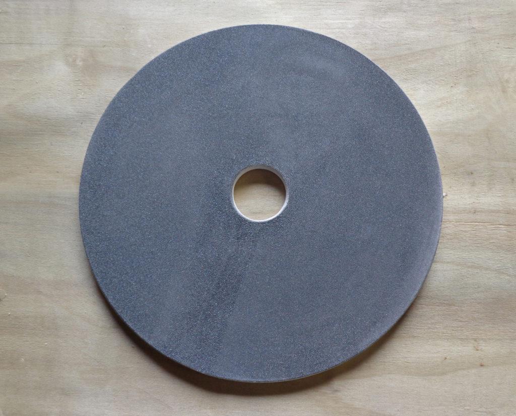 ReSiC Plate Φ240x6t back