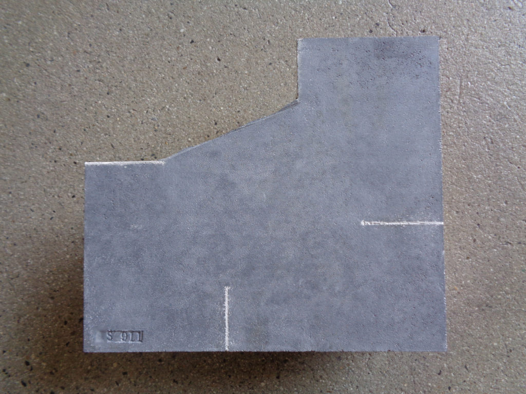 K company SiC sample